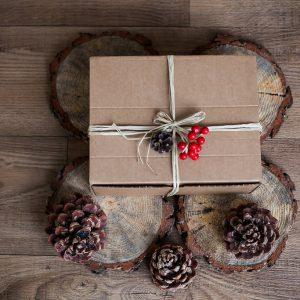 Dėžutė dovanų rinkiniams