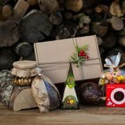 Skanių lietuviškų dovanų rinkiniai