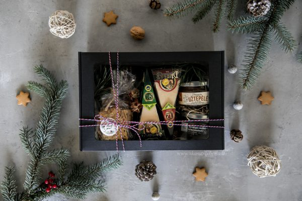 Kalėdinės verslo dovanos