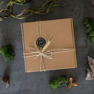 Ekologiškų produktų dovanų rinkiniai