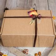 Maisto produktų dovanos iš Lietuvos