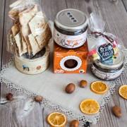 Verslo rinkiniai iš maisto produktų