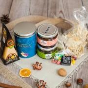 Tradicinių, lietuviškų produktų dovana