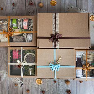 Reprezentaciniai maisto rinkiniai dovanoms