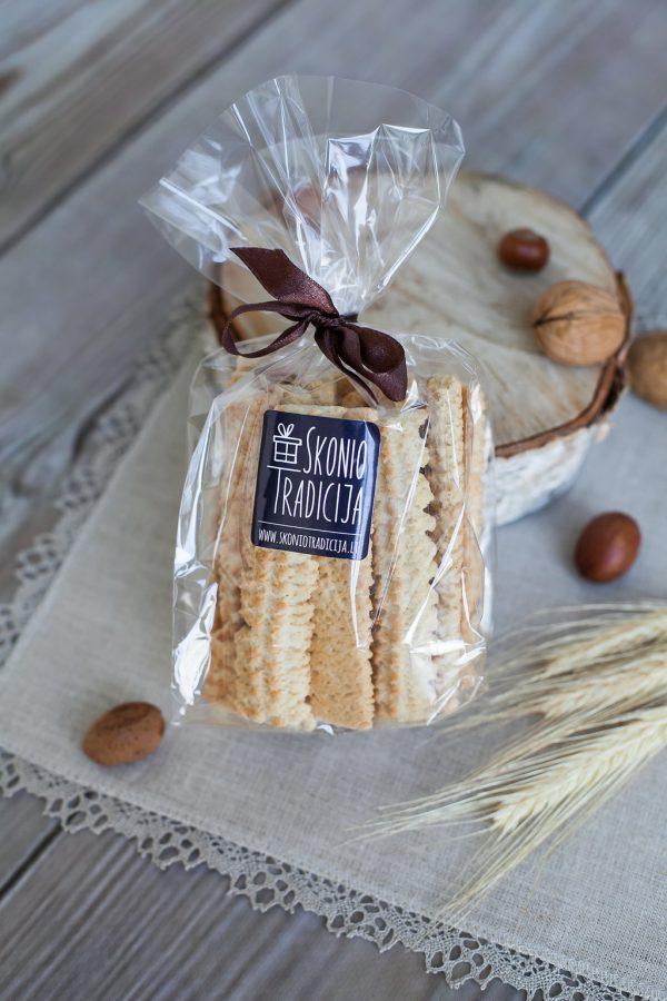 Naminiai sausainiai dovanų rinkiniams
