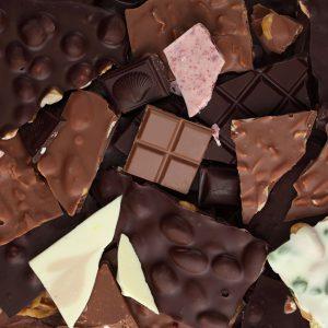 Šokoladas ir saldumynai dovanų rinkiniams
