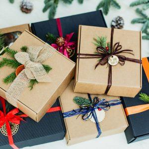 Saldžios dovanos, Kalėdiniai rinkiniai