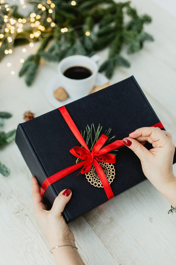 Kalėdinė, lietuviška dovana