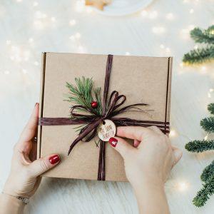 Kalėdinė dovana klientams